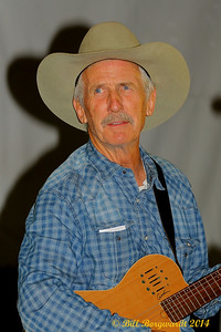 Ed Brown - 22nd annual Stony Plain Cowboy Gathering