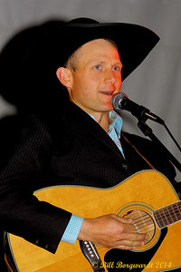 Matt Robertson - 22nd annual Stony Plain Cowboy Gathering