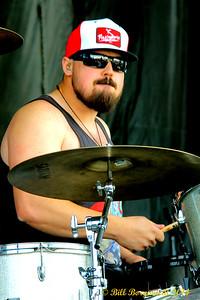 Drummer - Alee - Main Stage - BVJ 2014 0884