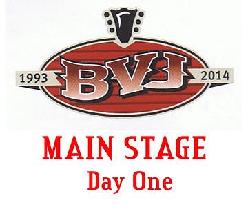 BVJ 2014 logo - Main Stage Day 1