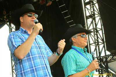 Daryl McIntyre - CTV & Danny Hooper - Main Stage - BVJ 2014 0868