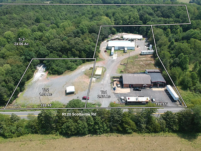 Commercial Buildings and Commercial Lot