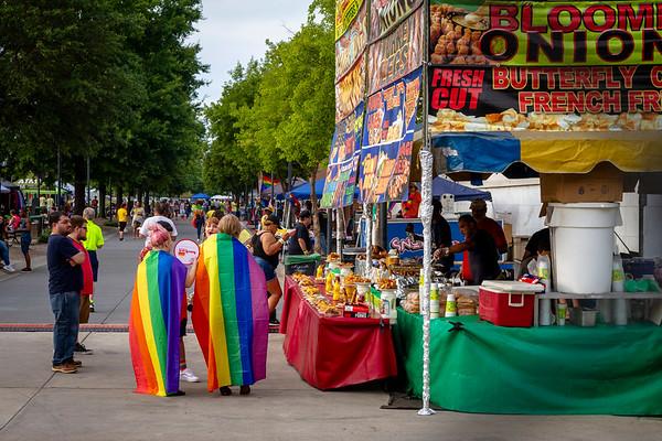 Augusta Pride Festival 2018