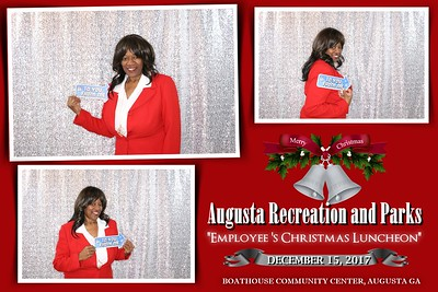 2017.12.15 Augusta Recreation and Parks Employee Holiday Luncheon