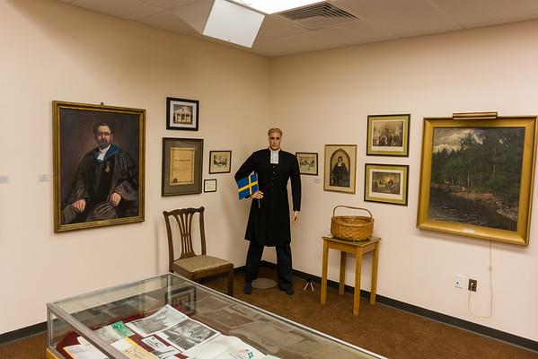 Augustana Museum Dedication