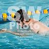 2017 Augustana Swim Team Action