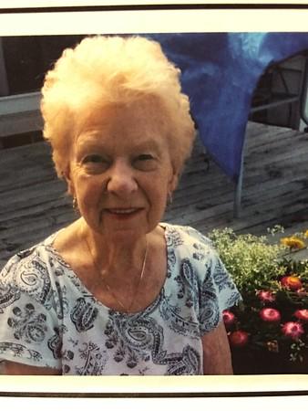 Aunt Elsie turns 100