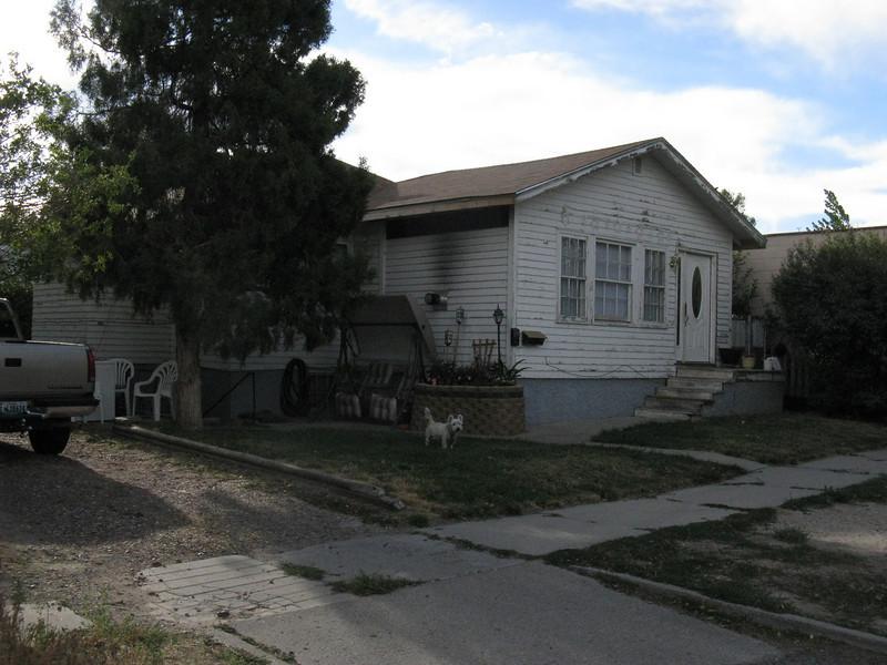 The Twins' first home: 859 S. Spruce St, Casper, WY. http://www.mapquest.com/maps?city=Casper&state=WY&address=859+S+Spruce+St&zipcode=82601-2334&country=US&latitude=42.84229&longitude=-106.3319&geocode=ADDRESS