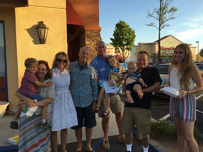 Connecting with the Campbell Cousins - 6/18/16 &  8/4/16