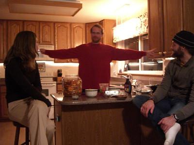 Oliver Siblings Rock in COS, 11/06