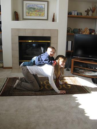 Patrick & Roberta return to Colorado, 2/12-15/10