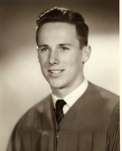 Dick: High School grad - 1961.