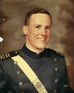 Dick graduates from U.S. Air Force Academy - 1966.