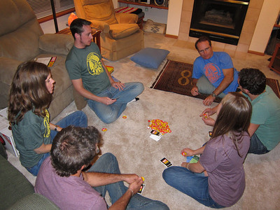 An adults-only game: Fact or Crap.