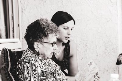 Aunt Vicki's 90th 07 2011-3