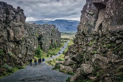 Þhingvellir Park