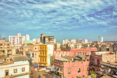 Horizonte de la Habana.