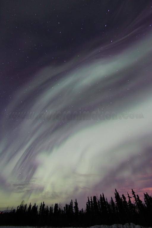Location: Cleary Summit, Alaska - Camera: Canon EOS 5D Mark II - Lens: Canon EF 14mm f/2.8L
