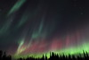 Colorful Northern Lights at the Arctic Circle in Alaska on March 17, 2013 - 01:04 AM<br /> <br /> Canon 5D MKII with EF 24mm f/1.4L II