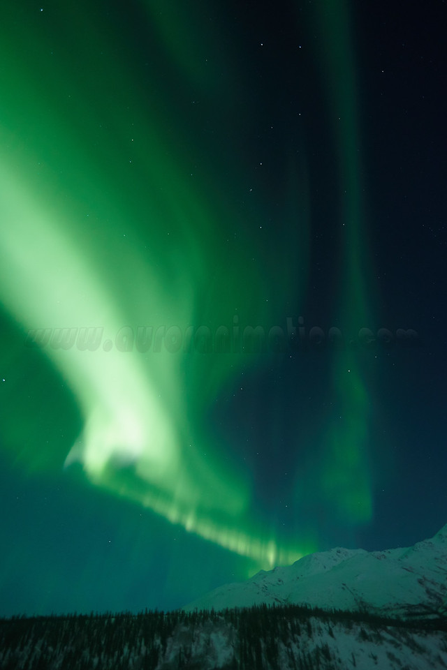 Aurora on March 10 2014