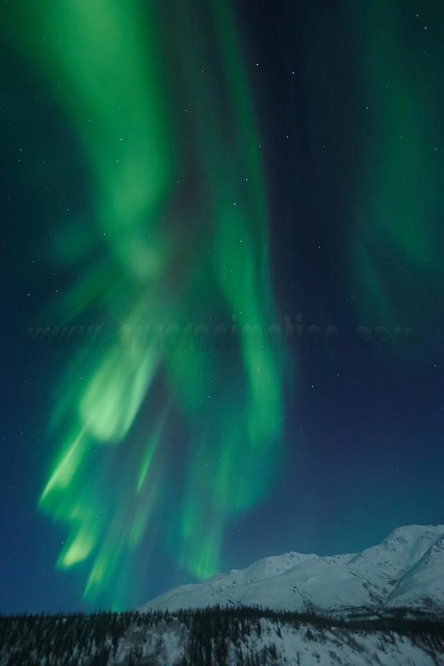 Aurora on March 10 2014