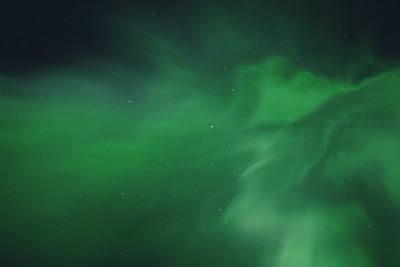 Corona over Chena, Alaska