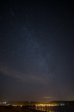 Milky Way over Rosemarkie-9754