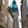 The German Church, sometimes called St. Gertrude's Church, is a church in Gamla stan, Stockholm, Sweden. Sept. 30, 2019