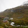 Flam Railway, Flam to Myrdal, Flam Norway. Sept 15, 2019