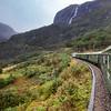 Flam Railway, Flam to Myrdal, Flam Norway. Sept 15, 2019