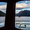 Hellesylt-Geiranger Ferry cruise on the Geirangerfjord. Sept. 16, 2019