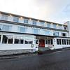 Hotell Utsikten (Hotel The View) in Geiranger, Norway. Sept. 17, 2019