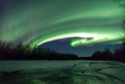 Aurora Tornado