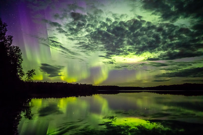 Double Vision Aurora