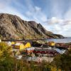Nusfjord, Flakstad, Norway Sept. 21st, 2019