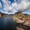 Hamnoy-Vestfjorden, Norway Sept. 21, 2019