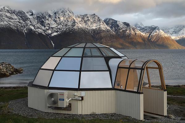 Lyngen North, Norway