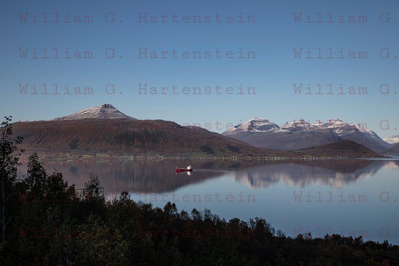 Nordkjosbotn, Norway