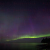 Northern Lights over Skaland, Norway Sept. 27, 2019