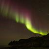 Northern Lights in Senja, Norway Sept. 27, 2019