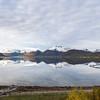 The Sorkjosleira Fjord from Markenes in the region Troms in Norway. Sept. 24, 2019