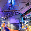 """Fram (""""Forward"""") is a ship that was used in expeditions of the Arctic and Antarctic regions. Fram Museum, Oslo, Norway. Oct. 1, 2019"""