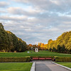 "Frogner Park and the Vigeland Installation ""The Clan"", Oslo, Norway. Oct. 1, 2019"