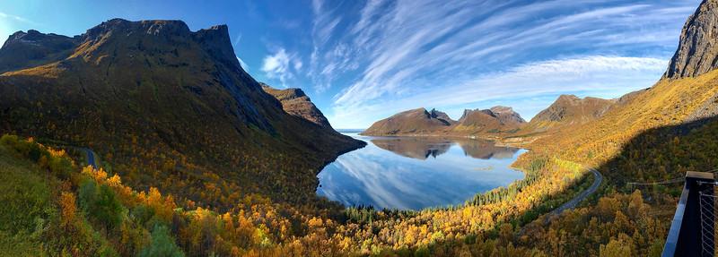 Skakland, Senja, Norway