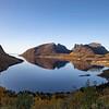 Bergsbotn utsiktsplattform Skaland, Norway. Sept. 28, 2019