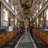 The Royal Chapel inside Stockholm Palace. Sept. 30, 2019