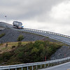 Storseisundet Bridge, The Atlantic Road, Averoy, Norway. Sept. 18th, 2019