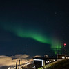 Northern Lights over Tromso, Norway. Sept. 26, 2019