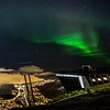 Northern Lights over Tromso, Norway Sept. 26, 2019
