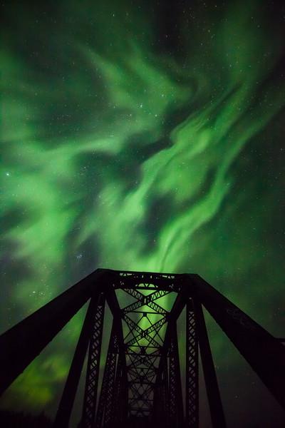 Laughter Bridge Aurora